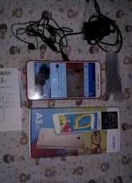 Smartphone Alcatel A3, 2 Chip, Android 7.0, 32GB