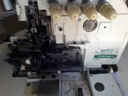Máquina industrial interlok