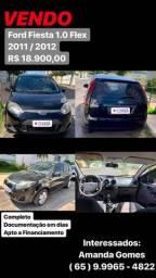 Fiesta 1.0Flex 2011 / 2012 - 2012