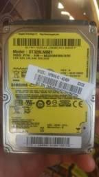 Hd Sata Samsung 320 Gb Notebook / Computador 5400rpm 8mb