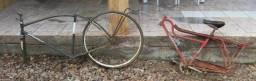 2 bicicletas antigas (No estado)