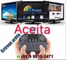 Smart TV Box mxq 4k 2g ram 16g rom android 712