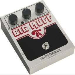 Pedal Big Muff Pi (Guitarra)