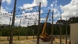 Guindaste madal md25 25 toneladas - 2003