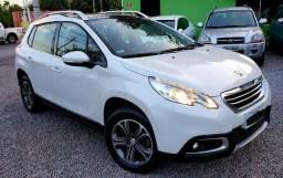 Peugeot 2008 Griffe 1.6 Flex Automático Baixo Km Aceita Troca - 2017