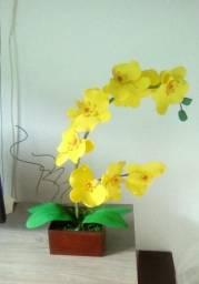 Arranjos de orquídea