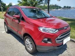 Ford Ecosport SE 1.6 Aut GNV 5° Ger. Único Dono 2017 - 2017