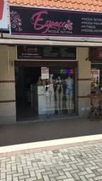 Vendo comercio loja de roupa intima com ponto em otima localizacao