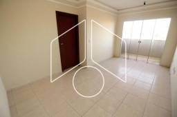 Apartamento para alugar com 2 dormitórios em Marilia, Marilia cod:L515