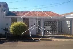 Casa à venda com 3 dormitórios em Jardim riviera, Marilia cod:V8259
