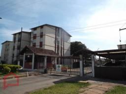 Apartamento com 2 dormitórios para alugar, 48 m² por R$ 500,00/mês - São Miguel - São Leop