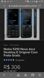 Tenho 2 celular da Nokia5310 xpressMusic