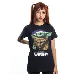 Camiseta T-Shirt do StarWars (adulto)
