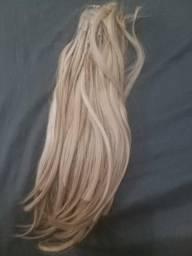 Cabelo loiro humano, usado comprar usado  Maringá