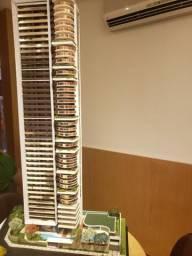 Apartamento a venda vizinho ao ideal clube com vista mar ,predio com 41 andares,