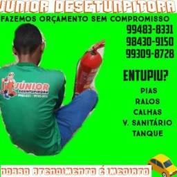 Título do anúncio: Desentupimento imediato em todos os bairro de Manaus