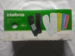 Telefone com Fio TC 20 Intelbras Novo