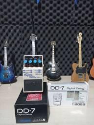 Pedais para Guitarra