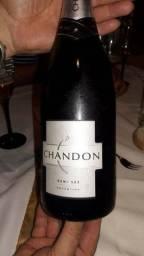 Chandon Espumante Argentino Chandon Demi-sec 59 reais na caixa