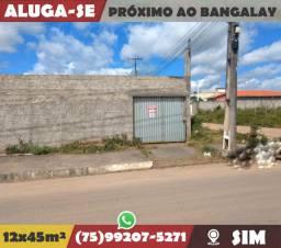 Aluga-se-Excelente Terreno- Próximo ao Condomínio Bangalay-SIM-Feira de Santana-Ba