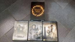 Filme DVD Senhor dos Aneis trilogia