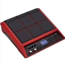 Bateria Percussão Eletrônica Roland Spd Sx Se Special Edition + Brinde
