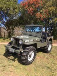 Jeep Willys Militar 1952 (Vendo ou troco)