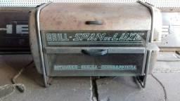 Forno elétrico antigo.