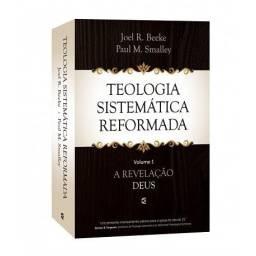 Livro Teologia Sistemática Reformada