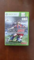 PES 2011 para Xbox 360 (estado de novo) Raridade
