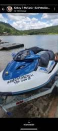 Jet ski sea jet