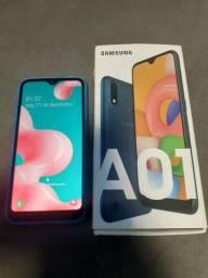 Samsung A01 Semi novo