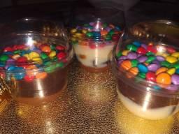 Doce no Pote da Perfect Candy. R$5,00 unidade.