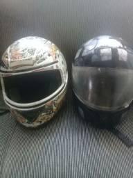 02 Capacete de moto