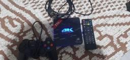 TV BOX- T96 PRO(Vendo ou troco por PS4 OU X BOX ONE Podemos negociar o valor