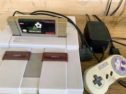 Super Nintendo Snes $ 340,00