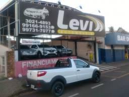 Fiat strada 2016 1.4 mpi working cs 8v flex 2p manual