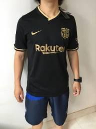 Camisa Barcelona 20/21
