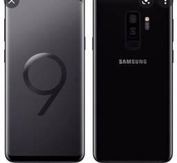 Título do anúncio: Samsung galaxy s9 plus