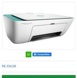 Título do anúncio: Impressora HP multifuncional