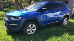 Título do anúncio: Vendo Jeep Compass Sport Flex 4x2