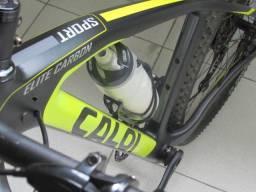 Título do anúncio: Caloi elite Carbon Sport Mtb 29 muito nova