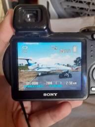 Camera Sony Semi-Profissional 7.2Mpx DSC-H5