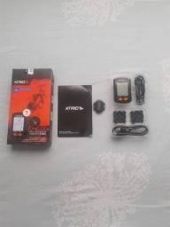 GPS STEEL com Sensor de Cadência BI132 - Atrio<br><br><br>