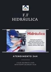 Título do anúncio: SERVIÇOS DE HIDRÁULICA, E CONSERTOS DE VAZAMENTOS