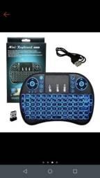 Título do anúncio: Mini teclado tv-  b0x
