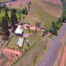 Chácara com 2 dormitórios à venda, 36000 m² por R$ 880.000,00 - Jardim Por do Sol - Santa