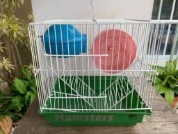Título do anúncio: Gaiola de Hamsters