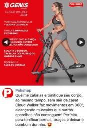 Título do anúncio: Simulador de caminhada polishop