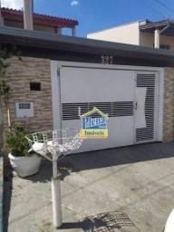 Título do anúncio: Sobrado com 3 dormitórios à venda, 160 m² por R$ 300.000,00 - Jardim Campo Belo - Sumaré/S